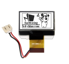 1.4 inch Graphic 128x64 LCD Module Serial SPI ST7565 Black on White ERC12864FS-1